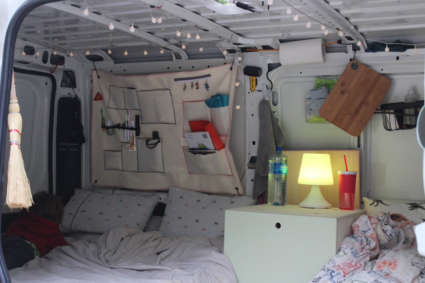 iveco daily amenagé en camping-car